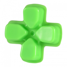 Green D-pad - PS4 Controller Buttons
