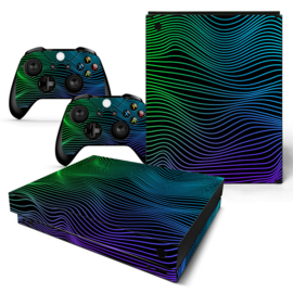 Brainwaves - Xbox One X Console Skins