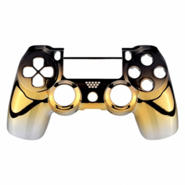 Chrome Black / Gold / Silver (GEN 4, 5) - PS4 Controller Shells