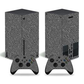 Cool Gradient Zwart - Xbox Series X Console Skins