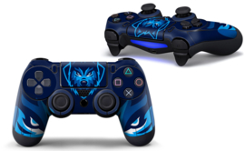 Gamer Wolf - PS4 Controller Skins