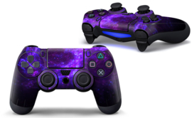 Dark Galaxy - PS4 Controller Skins