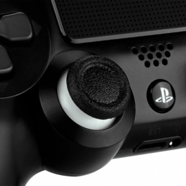 White with Black - PS4 Thumbsticks