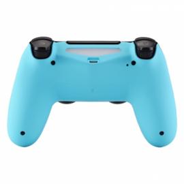Sony DualShock 4 Controller PS4 V2 - Soft Touch Hemelsblauw Set Custom