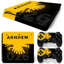 Arnhem Premium - PS4 Slim Console Skins