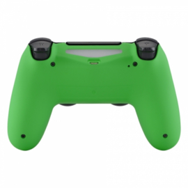 Soft Touch Green (GEN 4, 5) - PS4 Controller Back Shells