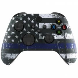 Xbox Series Draadloze Controller - USA Flag Custom