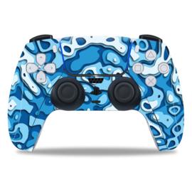 PS5 Controller Skins - Artboard Blauw