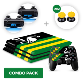Den Haag Skins Bundel - PS4 Pro Combo Packs