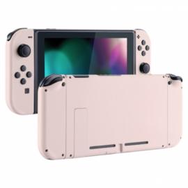 Soft Touch Lichtroze - Nintendo Switch Complete Set Shells