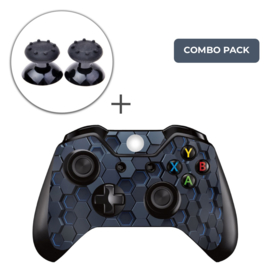 Hex 3D Skins Grips Bundel - Xbox One Controller Combo Packs