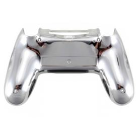 Silver Chrome (GEN 4, 5) - PS4 Controller Back Shells