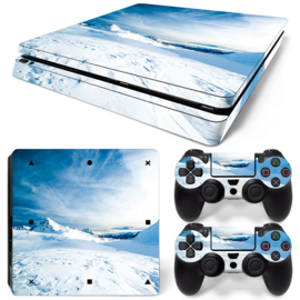 Winter Sports - PS4 Slim Console Skins