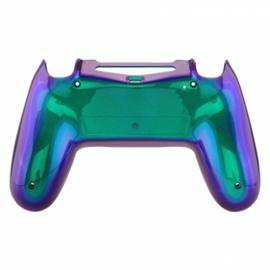Metallic Chameleon Groen / Paars (GEN 4, 5) - PS4 Controller Back Shells