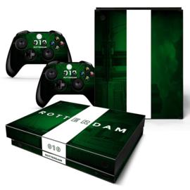 Rotterdam Premium - Xbox One X Console Skins