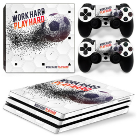 Soccer - PS4 Pro Console Skins