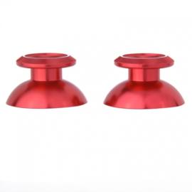 Rood Aluminium - PS4 Thumbsticks