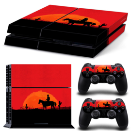 Wild West - PS4 Console Skins