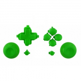 Green - Xbox One Controller Buttons