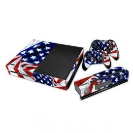 America - Xbox One Console Skins