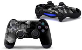 Shapes / Black - PS4 Controller Skins