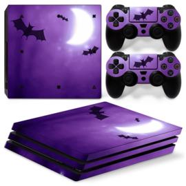 Bats - PS4 Pro Console Skins