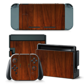 Wood Elegant - Nintendo Switch Skins