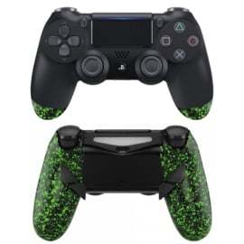 Sony DualShock 4 PRO eSports Controller PS4 V2 - 3D Grip Green Custom