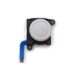 3D Analoge Joystick White - Joy-Con Controller Parts