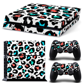 Luipaard Multi Print - PS4 Console Skins
