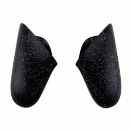 NS Behuizing Shell - Zwart 3D Grip - Pro Grip Shells