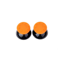 Oranje 8 dots - Xbox One Thumb Grips