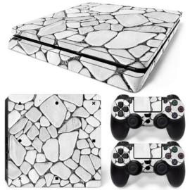 Stones - PS4 Slim Console Skins