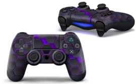 Hex Galaxy - PS4 Controller Skins