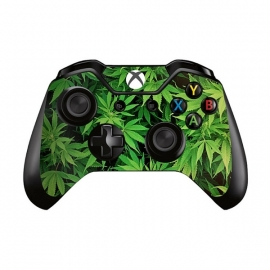 Weed Leaves - Xbox One Controller Skins