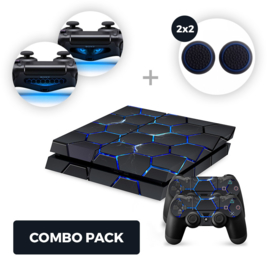 Hex Lightning Skins Bundle - PS4 Combo Packs