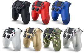 Default PS4 Controllers