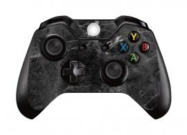 Marmer Zwart - Xbox One Controller Skins