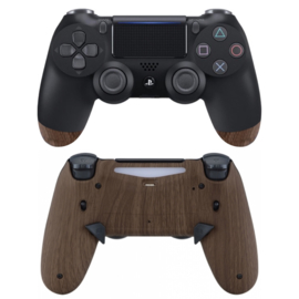 Sony DualShock 4 ELITE eSports Controller PS4 V2 - Wood Custom