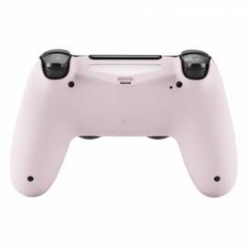 Sony DualShock 4 Controller PS4 V2 - Soft Touch Lichtroze Set Custom