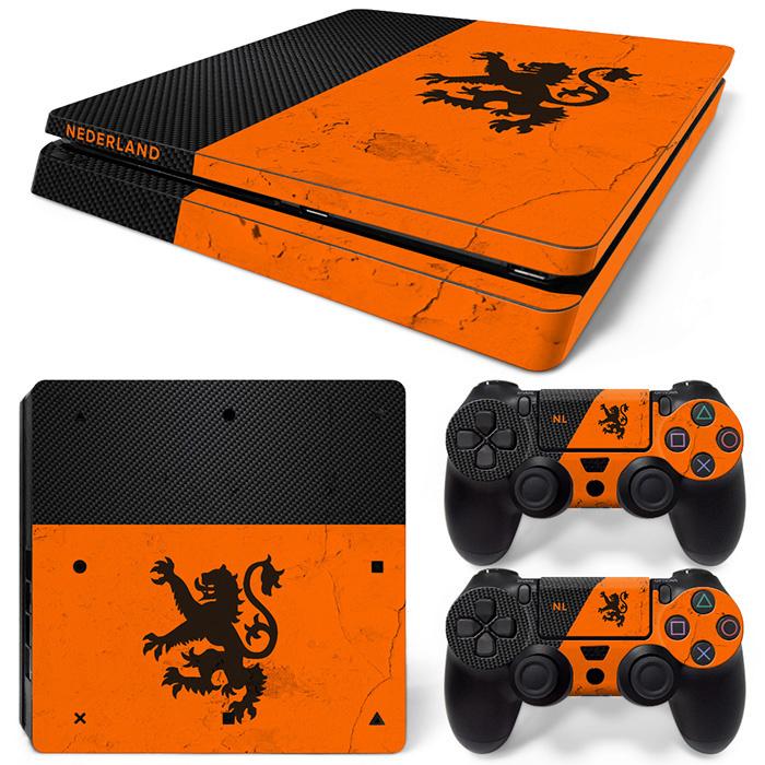 Nederland Premium - PS4 Slim Console Skins