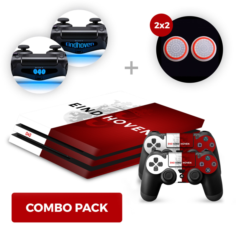 Eindhoven Skins Bundle - PS4 Pro Combo Packs