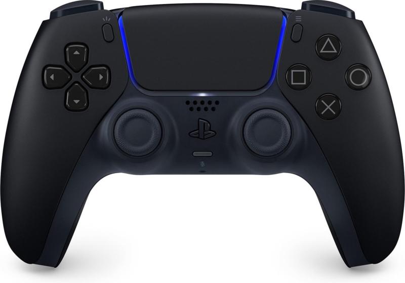 Zwart - Custom PS5 Controllers