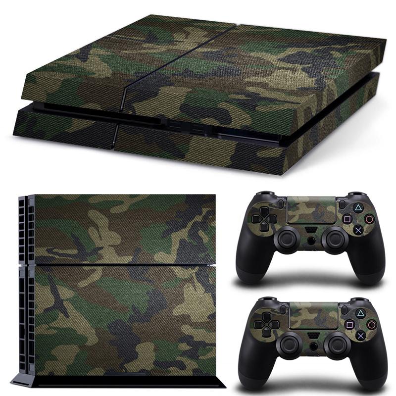 Army Camo Premium - PS4 Console Skins