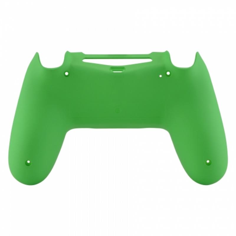 Soft Touch Groen (GEN 4, 5) - PS4 Controller Back Shells