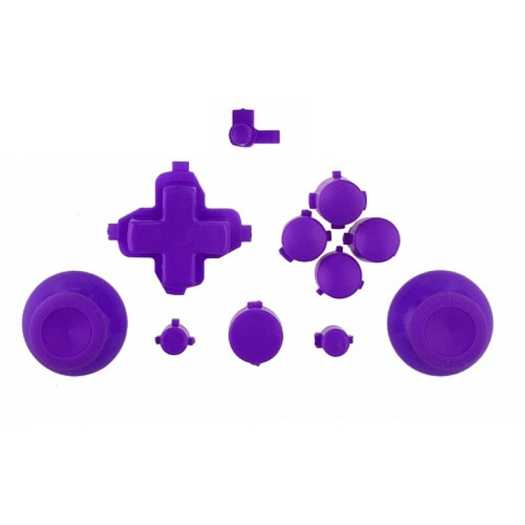 Paars - Xbox One Controller Buttons