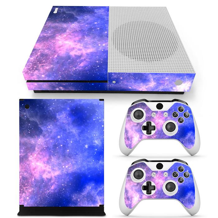 Galaxy Premium - Xbox One S Console Skins