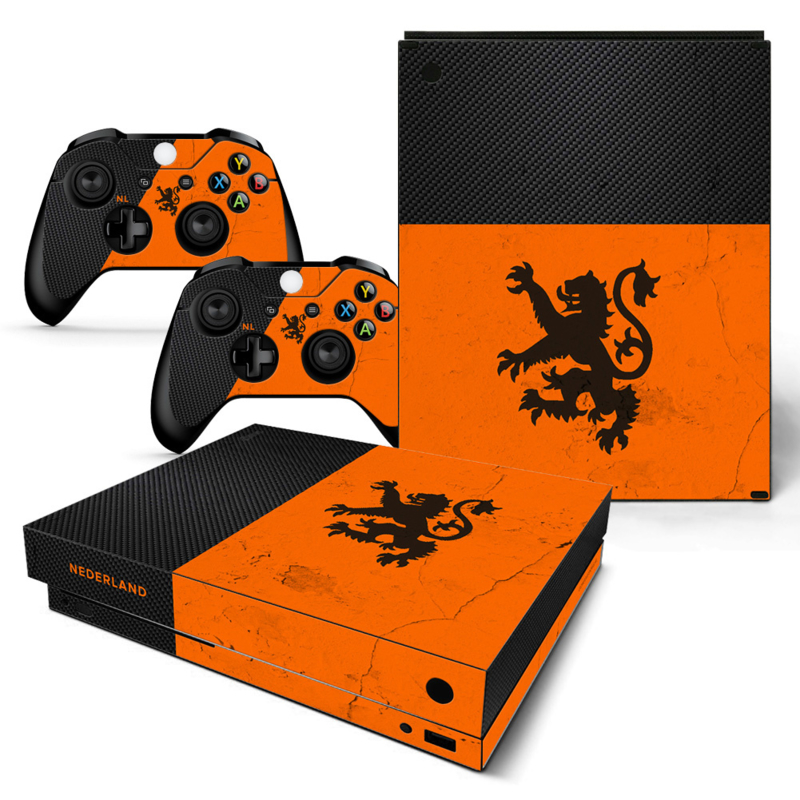 Netherlands Premium - Xbox One X Console Skins