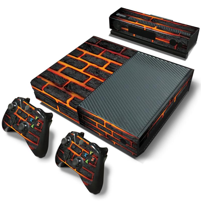 Brick - Xbox One Console Skins