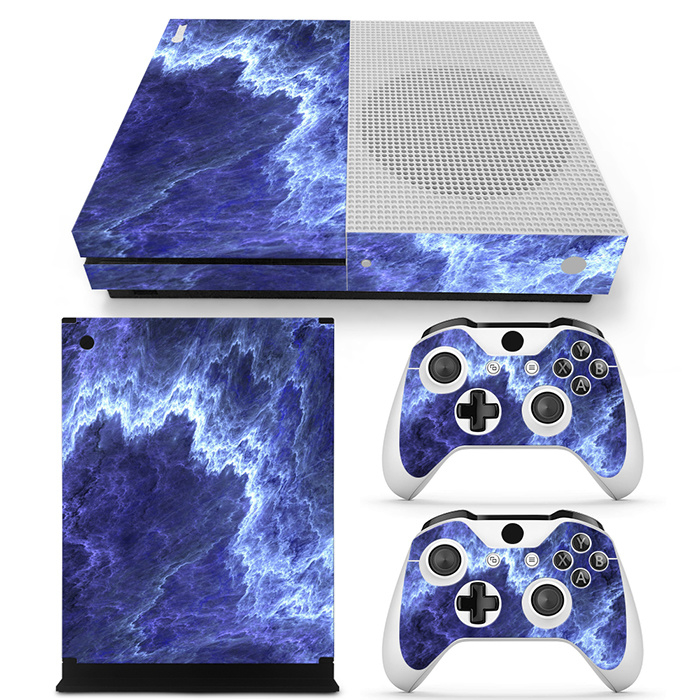 Waves - Xbox One S Console Skins